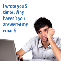 Response Time Email